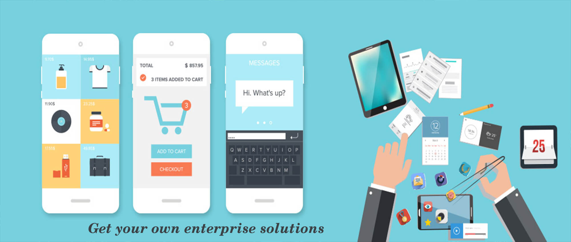 enterprise app solutions